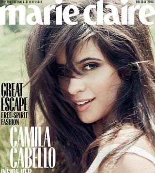 Marie Claire December 2018
