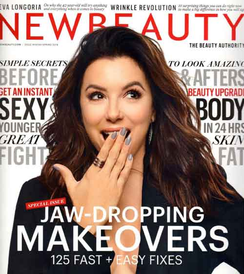 truSculpt® 3D featured in the New Beauty magazine