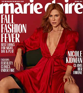 Marie Claire October 2018
